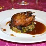 pigeon manoir de bodeuc gourmet cuisine missillac
