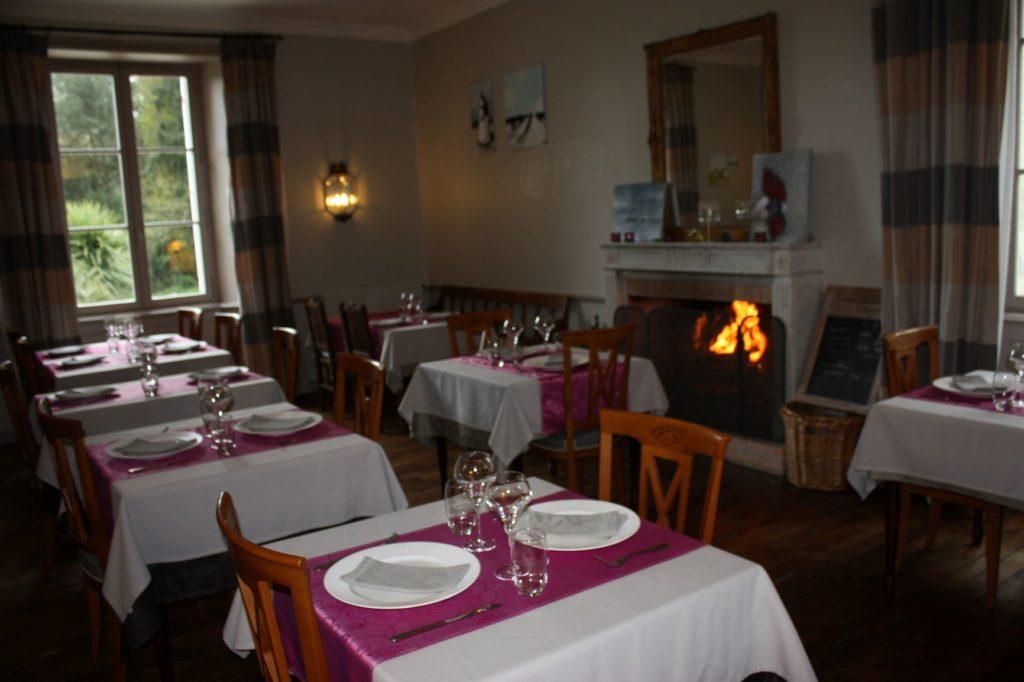 restaurant manoir de bodeuc cuisine gastronomique billier