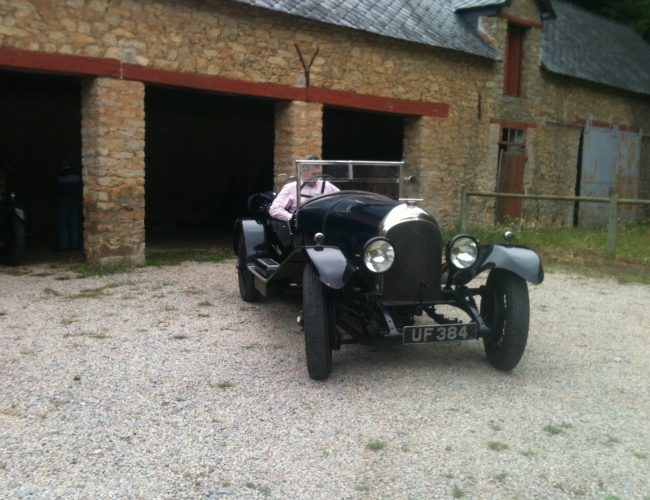 brech pluvignier antique cars