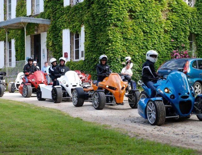 quads hotel moto sport