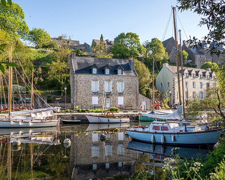 roche bernard nivillac saint dolay harbour