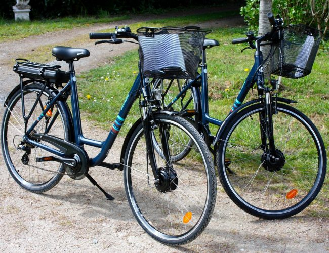 walk bicycle rent herbignac